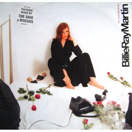 Billie Ray Martin - Your loving arms (Extended mix / Diss Cuss Vocal mix / Diss Cuss Dub / Diss Cuss Bitchin Dub)