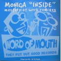 Monica - Inside (masters at work remixes) double pack promo