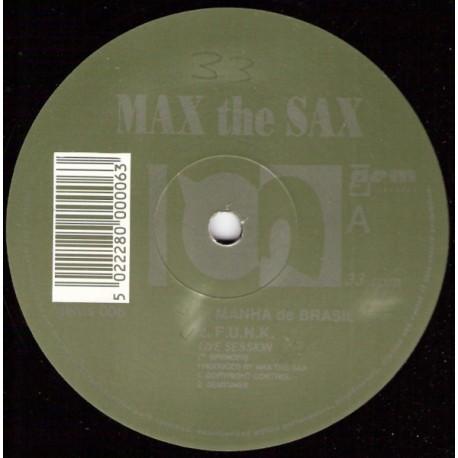 Max The Sax - Manha de Brasil