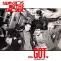 "New Kids On The Block - You got it (The right stuff) 12"" Version / 7"" Version / Instrumental"