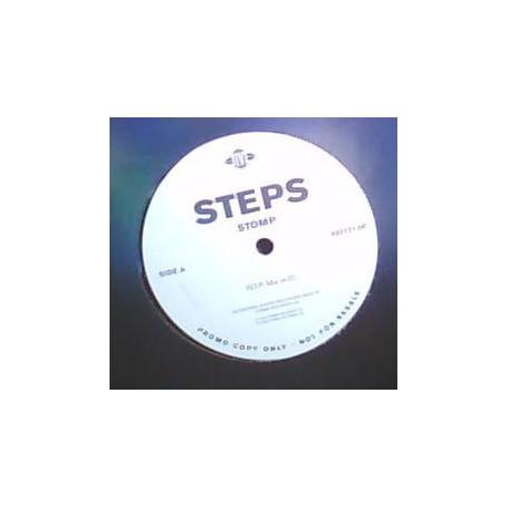 Steps - Stomp (WIP Remix) / Tragedy (WIP Reception mix) Promo