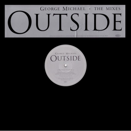 George Michael - Outside (Original Version / K-Gee Remix)