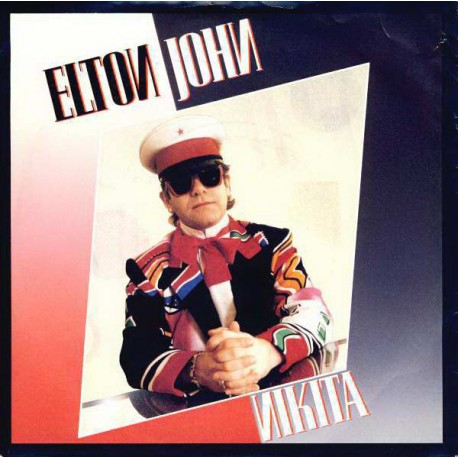 Elton John - Nikita (Extended Version) / Sorry seems to be the hardest word (Live Version) / Im still standing (Live Version) /
