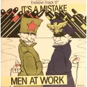 Men At Work - Its a mistake / Shintaro / Be good Johnny