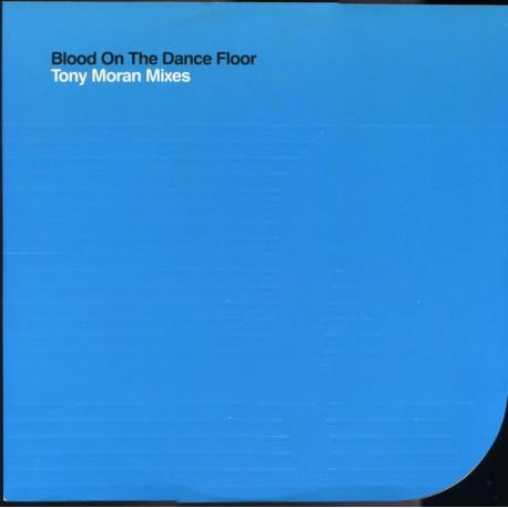 Michael Jackson - Blood on the dancefloor (Tony Moran Switchblade mix / Tony Moran's O Positive Dub) Promo