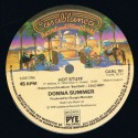 Donna Summer - Hot stuff (Full Length Version) / Journey to the centre of your heart