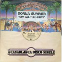 Donna Summer - Dim all the lights (Full Length Version) / There will always be a you