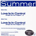 Donna Summer - Love is in control (finger on the trigger) LP Version / Edit  (Promo)