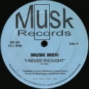 Musk Men (Sade) - I never thought  / Explosions