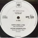 Earth Wind & Fire - Boogie wonderland (Original Extended Version) Very Rare 10inch Promo.