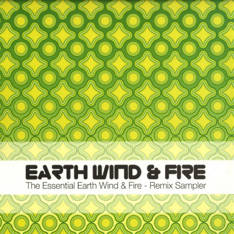 Earth Wind & Fire - Cant hide love (Masters At Work Remix) / Lets groove (Phil Ashers Restless Soul Inspiration Information mix)