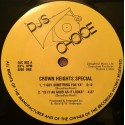 Crown Heights Affair - I got something for ya / Is it as good as it looks / Your love makes me hot / I struck gold