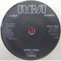 Charme featuring Luther Vandross / Hues Corporation - Georgy porgy (Jonathan Fearing mix / Instrumental) / Rock the boat