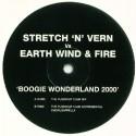 Earth Wind & Fire - Boogie wonderland 2000 (2 unreleased Stretch n Vern remixes + acappella) promo