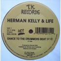 Herman Kelly/ Johnny Harris - Dance to the drummers beat (Full Length Version) / Odyssey (Full Length Version)