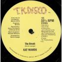 Kat Mandu - The break (Original 8.44 Disco mix) / Theres only been a few  (Original US Promo)