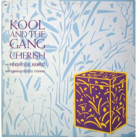 Kool & The Gang - Celebration (Full Length Version) / Fresh (Mark Berry US Remix) / Cherish (LP Version)