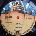 Edwin Starr - Contact (Original Extended Disco mix) / Working song