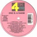 Eric B & Rakim - Paid in full (Coldcut Seven Minutes Of Madness mix / Derek B Remix) / Move the crowd (Original Version)