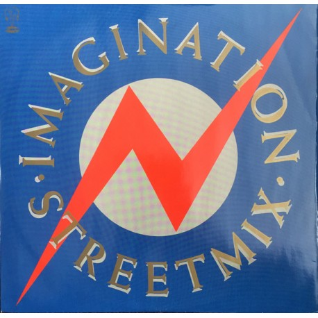Imagination - Streetmix Megamix featuring Just an illusion, Flashback, Changes, Music & lights, State of love
