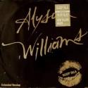 "Alyson Williams - Sleep talk (Extended Version) / Im so glad / How to love again (12"" Vinyl Record)"
