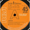 Lakeside - It's all the way live (Full Length Version) / Given in to love