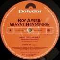 Roy Ayers & Wayne Henderson - Heat of the beat (Extended Disco mix) / No deposit no return