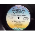 Muscle Shoals Horns/ Robert John - I just wanna turn you on/ Give a little