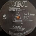 Thelma Houston - If you feel it (Full Length Version) / Hollywood