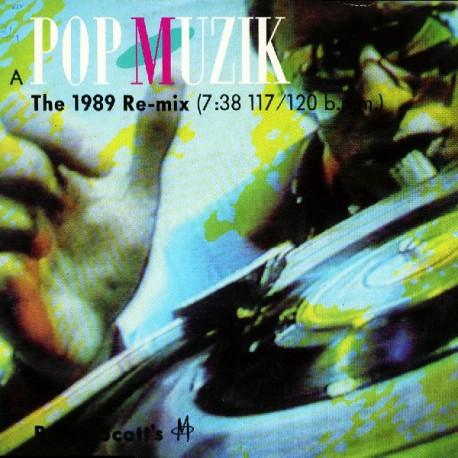 M - Pop muzik (Original 12inch Version / Robin Scott 1989 Remix / Freestyle 1989 Dub mix)