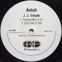 Ashah - JJ Tribute (Original Mix / Club Dub / Dream Frequency Club Mix / New Atlantic Club Mix) Promo