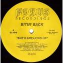 Bitin Back - She's breaking up / Boom Box (Created by Mickey Finn)