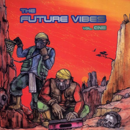 """The Future Vibes Volume 1 - featuring Syl Johnson """"Right on"""" / Cane & Abel """"Dont knock my love"""" / The Rhythm Makers """"Soul on you"""