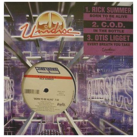 COD / Rick Summer / Otis Ligget - In the bottle / Born to be alive / Every breath you take