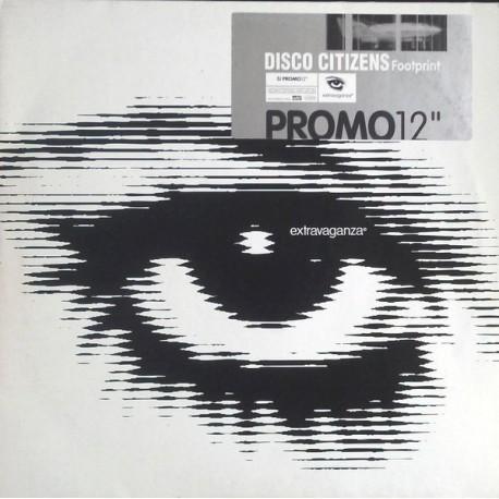 Disco Citizens - Footprint (Sonic Original mix / 97 Revamp mix)