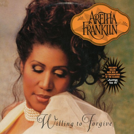 Aretha Franklin - Jump To It (CJs Master Mix / Original Version) / Willing To Forgive