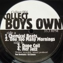 Dust Brothers - Fourteenth Century Sky EP featuring Chemical beats / One too many mornings / Dope coil / Her jazz (Collect 004)