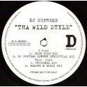 DJ Supreme - Tha Wild Style (Original, Skindeep, Walshe & Moesl, London Industrial and Klubbheads mixes) Double promo