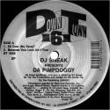 DJ Sneak presents Da Pimpdoggy - All over (My face) / Because your love aint true / Che Chez fame / Che Chez track time
