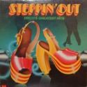 "Steppin Out  (Discos Greatest Hits) - 6 track compilation LP featuring Roy Ayers ""Running away"" / Bionic Boogie ""Risky changes"""