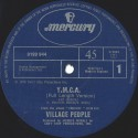Village People - YMCA  / The women