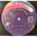 Whispers - And the beat goes on (Full Length Original Disco mix) / Can you do the boogie