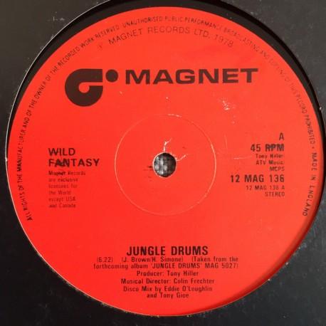 Wild Fantasy - Jungle Drums / Get It On
