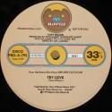 Tony Wilson - Try love (Jim Burgess Disco mix) Promo