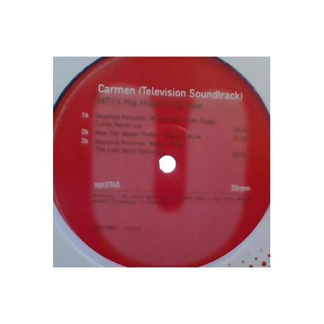 Carmen - 6 track LP Sampler featuring Mos Def , Rah Digga , Wyclef Jean and more.