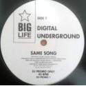Digital Underground - Same song (2 mixes) promo