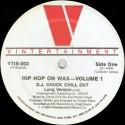 DJ Chuck Chill Out - Hip hop on wax (Volume 1) Long Version / Short Version / Bonus Break Beat
