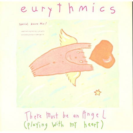Eurythmics - There must be an angel (playing with my heart) Special Dance Mix / Grown up girls