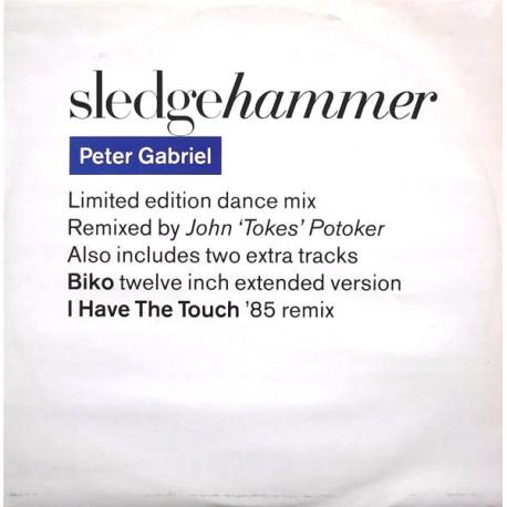 Peter Gabriel - Sledgehammer (John Potoker Dancemix) / Biko (12inch Extended Version) / I have the touch (85 Remix) / Dont break