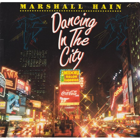 Marshall Hain - Dancing in the city (Ben Liebrand remix)